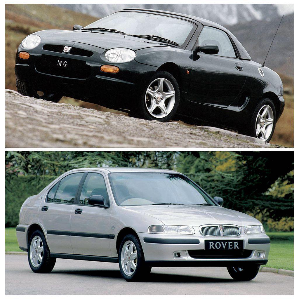 曾是台灣市場英國車代表兩大品牌的MG、ROVER(現稱ROEWE),目前已著手佈...