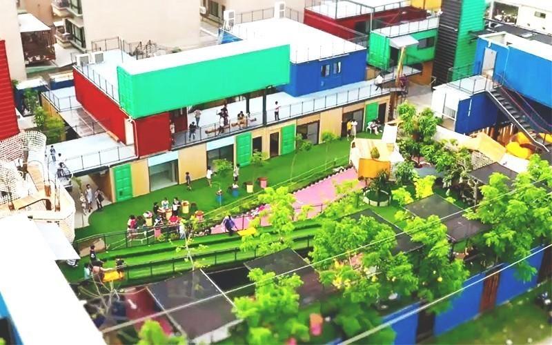 圖/擷取至台南貨櫃公園