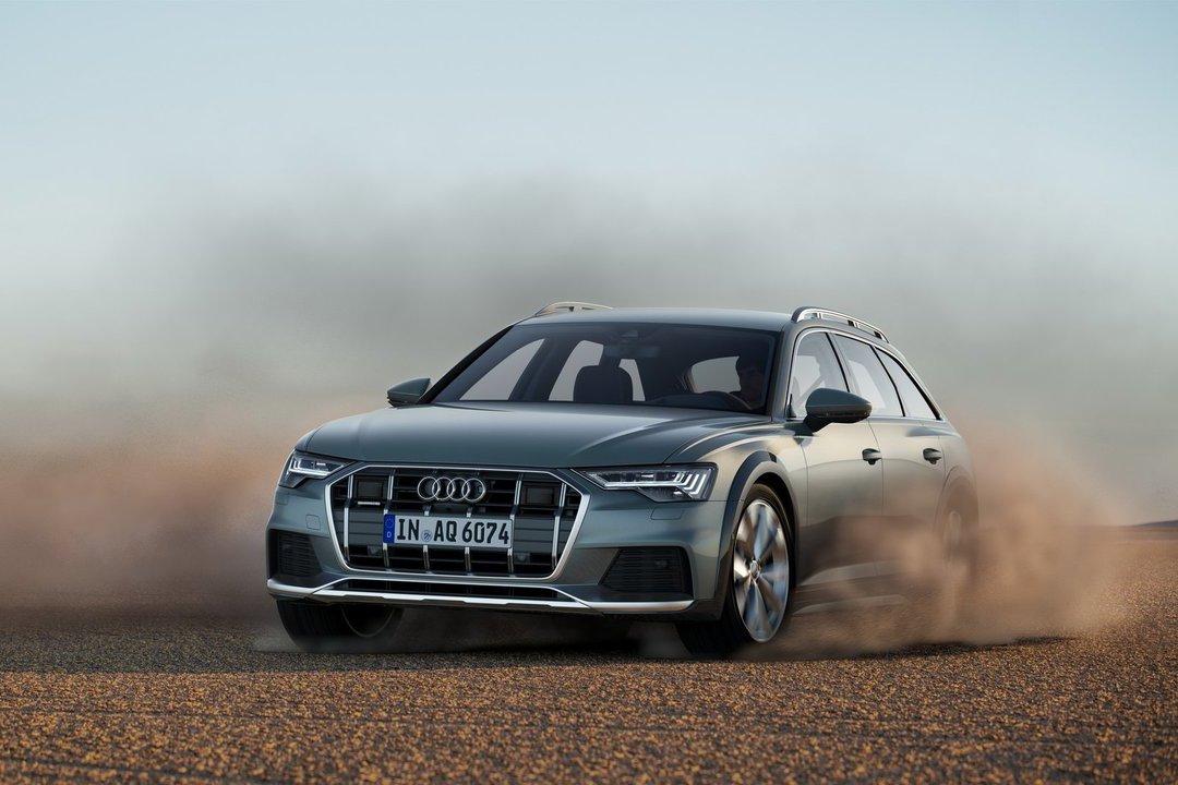 來一場科技跨界旅行!大改款Audi A6 allroad quattro帶你征服宇宙
