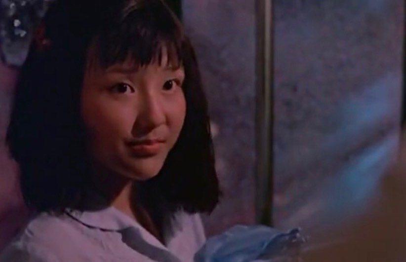 劉美君當年演出「毀滅號地車」。圖/擷自臉書