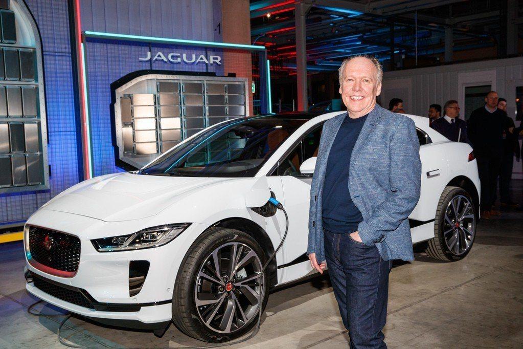 Jaguar I-Pace可以說是Ian Callum進入Jaguar後,設計生...