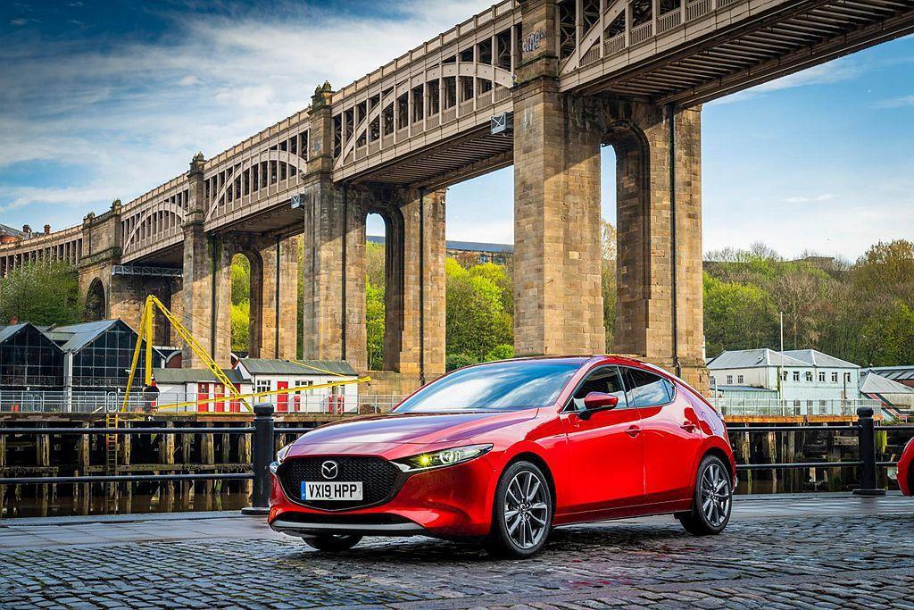 Skyactiv-X技術將自然進氣引擎的極限又向上提升。 摘自Mazda