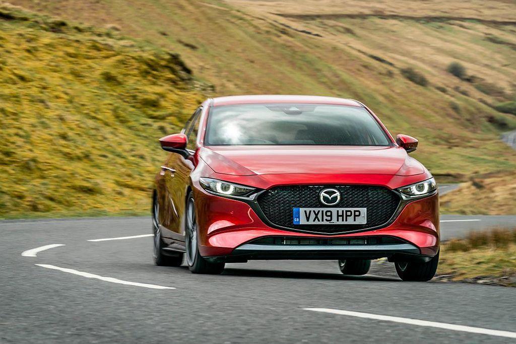 Mazda原廠似乎不想加入這些性能鋼砲的競爭圈裡。 摘自Mazda