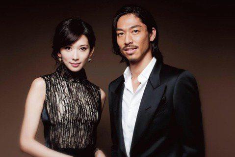 林志玲和AKIRA,各擔任過品牌形象大使和代言人。 圖/LDH提供