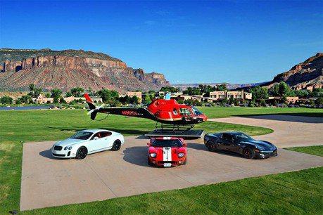 想買座擁有72間客房的汽車博物館度假村?拿出2.79億美元就能圓夢!