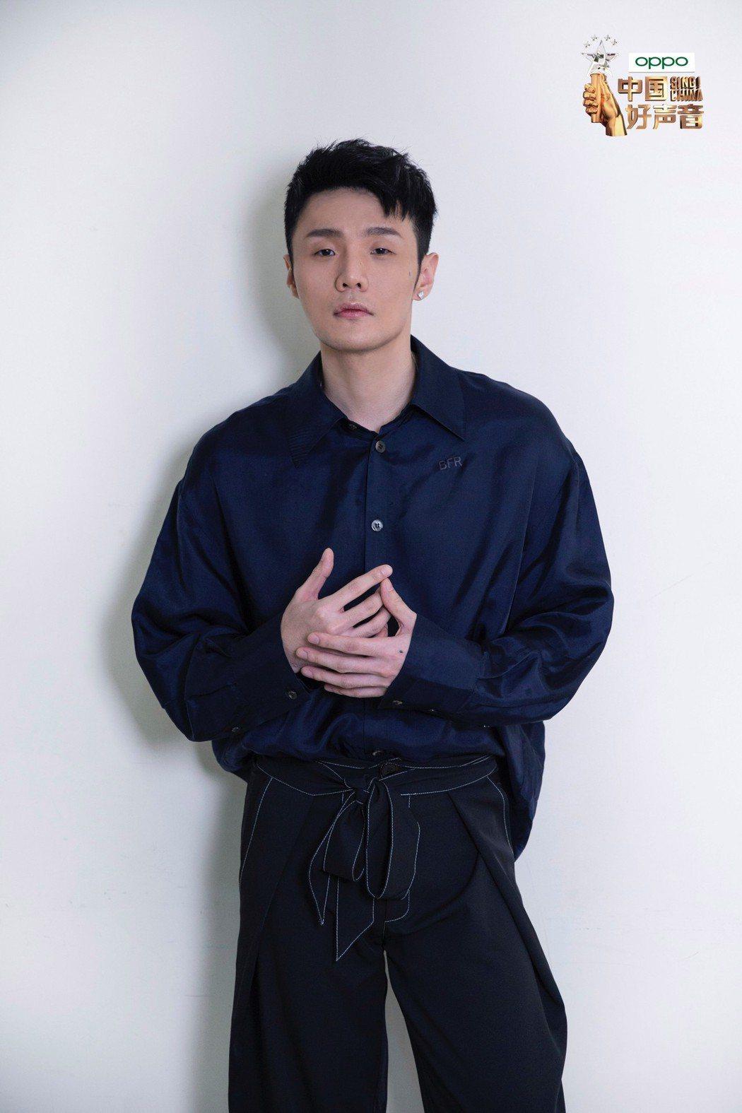 李榮浩接下最新一季的「中國好聲音」導師。圖/華納提供