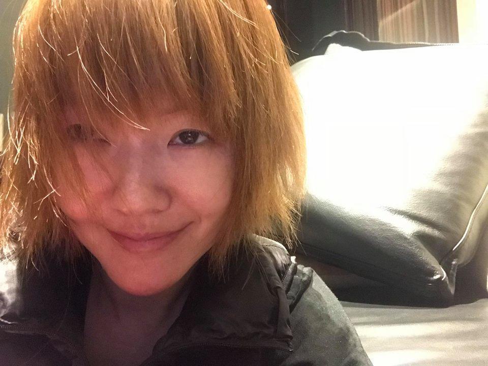 小S祝賀林志玲新婚。圖/摘自臉書