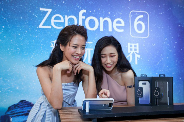 ZenFone 6立架式保護殼具有彈出式支架,可隨時以最舒適的角度觀影。圖/華碩...