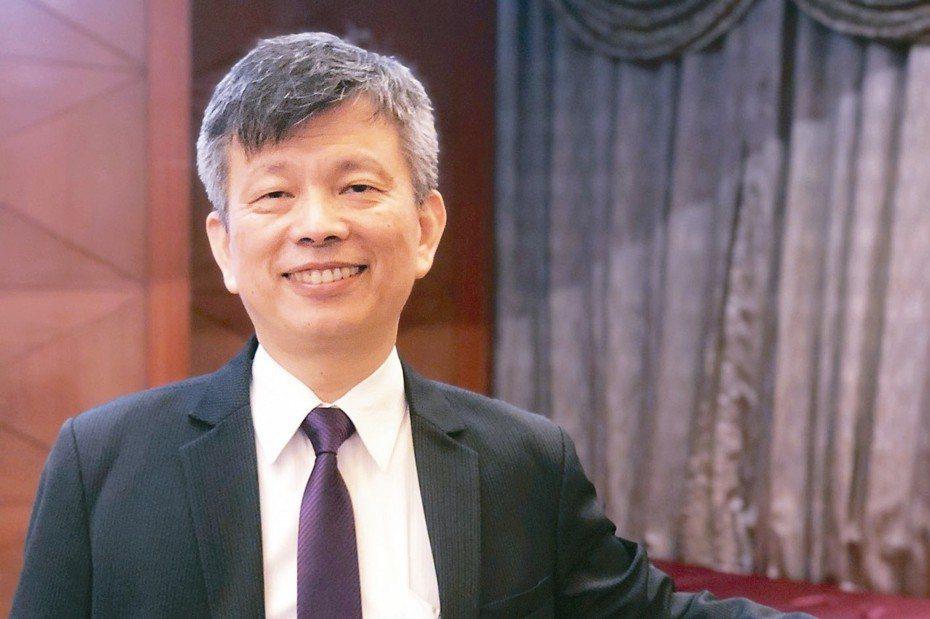精測總經理黃水可 記者簡永祥/攝影