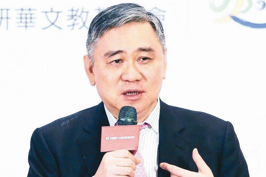 宏仁集團總裁王文洋 (本報系資料庫)