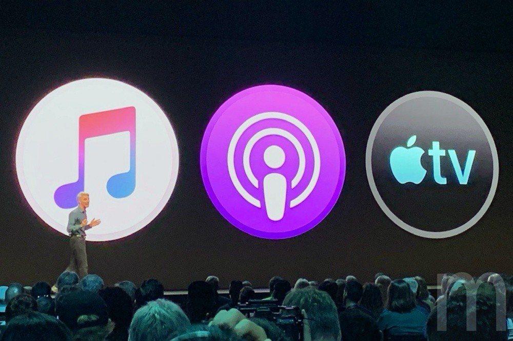 原本的iTunes正式在macOS 10.15 Catalina走入歷史,將拆分...