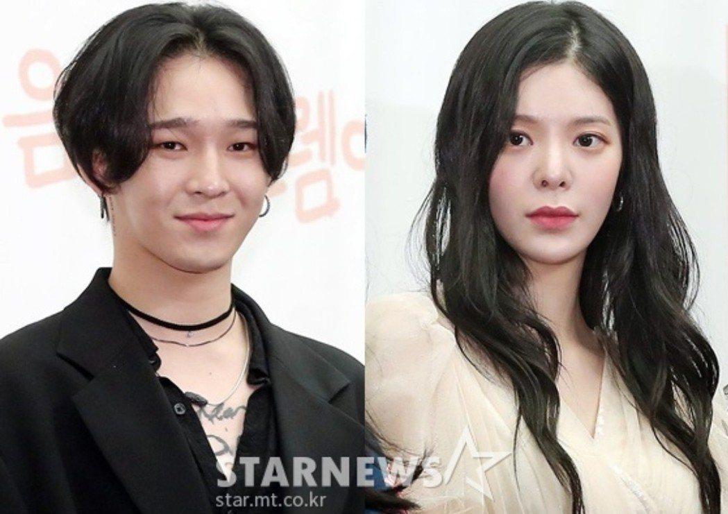張才人和南太鉉才交往兩個月。圖/摘自starnews