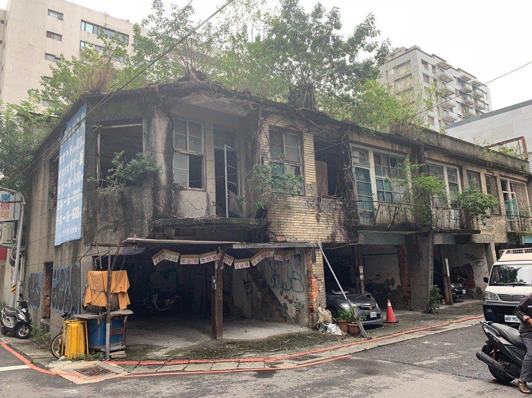 政府推動老屋改建「危老條例」,獎勵將於2020年5月到期。記者王威智/攝影