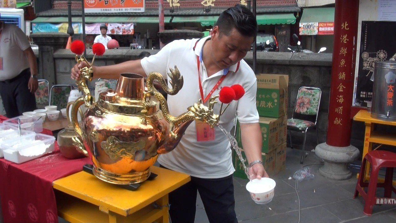 天津14項文化遺產、特色小吃 讓北港朝天宮津有味