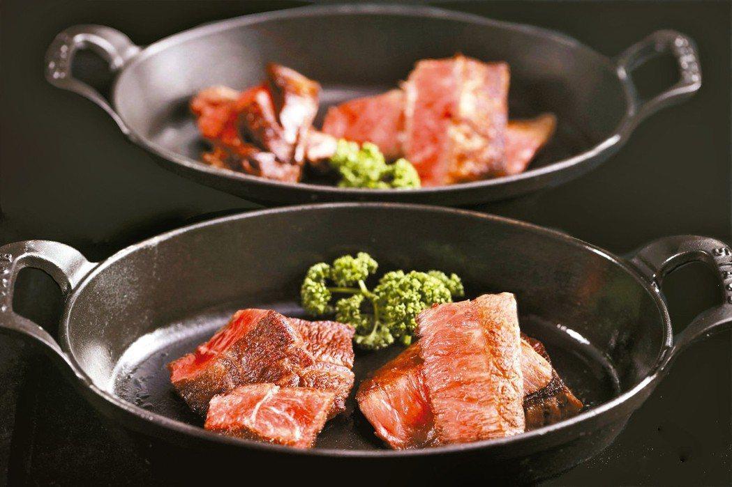 牛排屬於紅肉。 圖/業者提供