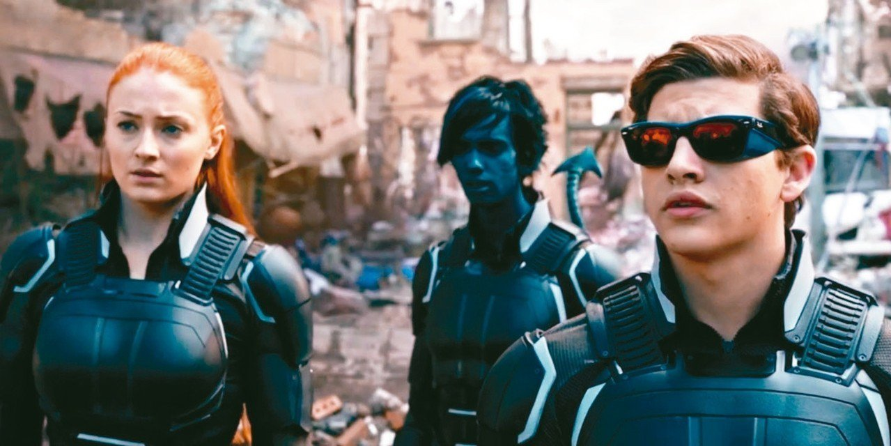 「X戰警:天啟」原定讓新一代年輕「X戰警」成為未來主角。 圖/福斯提供