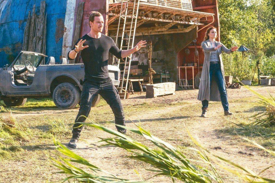 「X戰警:黑鳳凰」。 圖/福斯提供