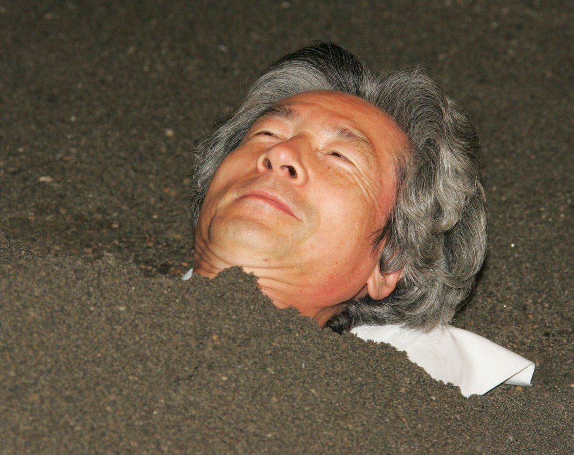 「我覺得這是適合他的放鬆方式,不過...盧武鉉總統不太願意,反正這也不是命令啦....