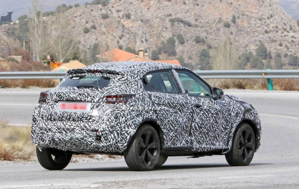 第二代Nissan Juke將建構於Renault-Nissan聯盟共用的平臺C...