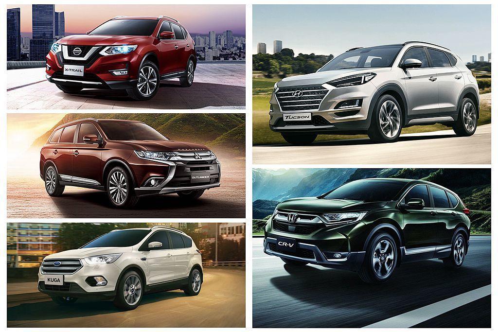 國產休旅在小改款Hyundai Tucson出現了些許變化,全速域ACC主動車距...