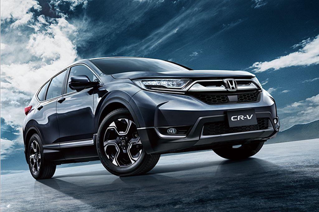 Honda CR-V:103萬起配有全速域ACC系統。 圖/Honda提供