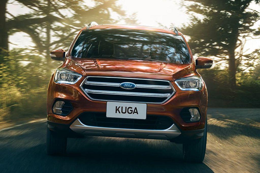 最快明年大改款的Ford Kuga,勢必會將Ford Co-Pilot360™全...
