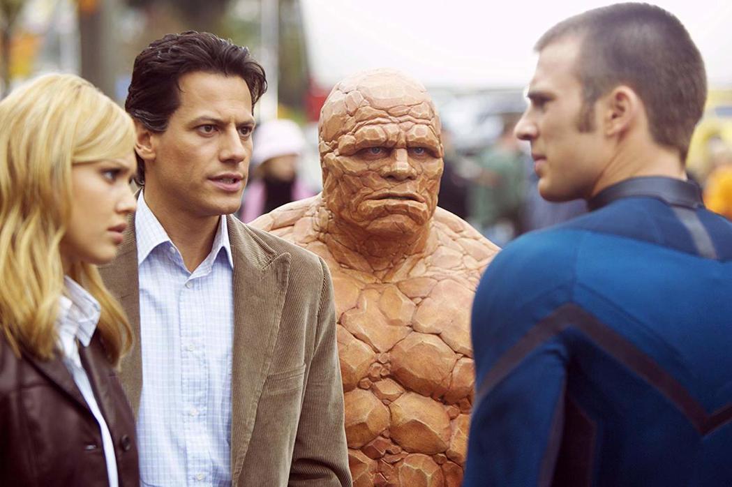 已經距今14年的「驚奇4超人」叫座不叫好,傳漫威有可能迅速重啟。圖/摘自imdb