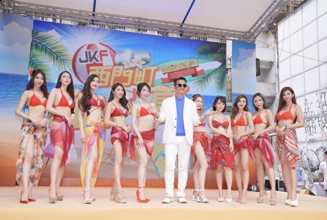 徐乃麟又接下新節目。圖/黃金娛樂城提供