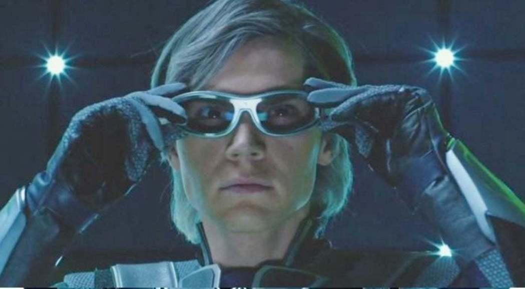 「快銀」在「X戰警」系列一直有著重要戲份。圖/摘自推特