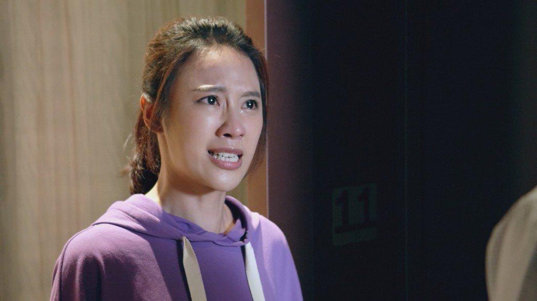 方宥心在「最佳利益」中飾演過勞司機家屬,因翻車事件被貼「殺人犯」家屬。圖/華視提...