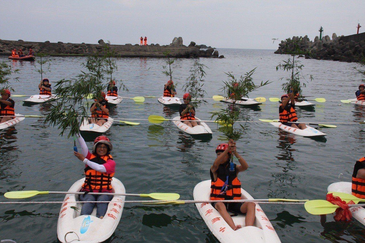 學童向侯友宜投書 萬里海王星碼頭打造軟絲復育基地