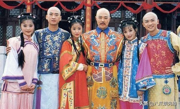 「還珠格格」蘇有朋飾演的「永琪」粵語配音陳廷軒逝世,享年49歲。圖/摘自微博