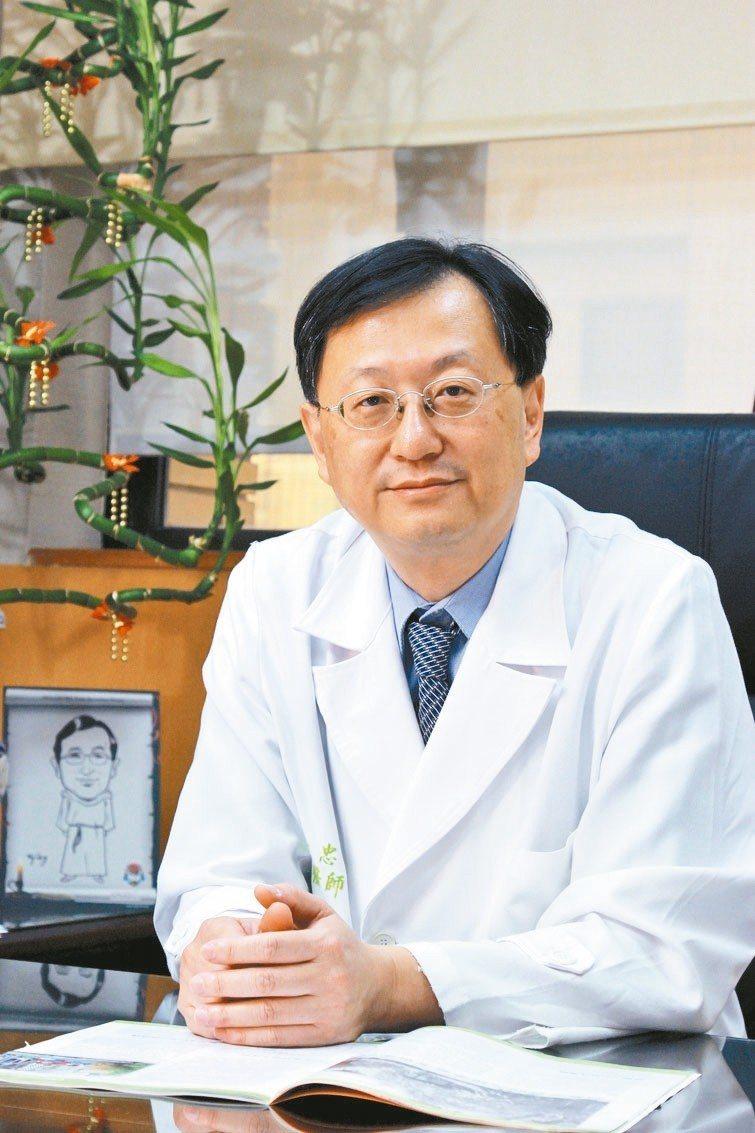 余忠仁●台大醫院副院長內科部胸腔內科主治醫師 圖/台大醫院提供
