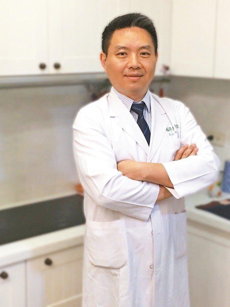 郭志熙●林口長庚肺腫瘤及內視鏡科主任 圖/郭志熙提供