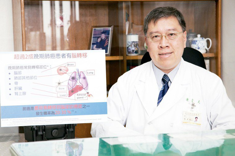 陳育民●台北榮總胸腔部一般胸腔科主任 圖/陳育民提供