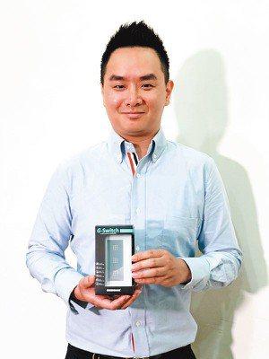 綠銀科技執行長許孟哲