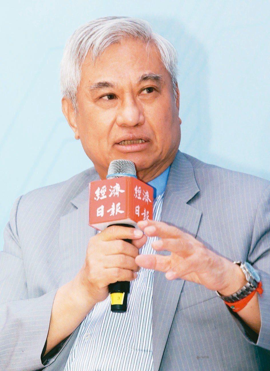 穩懋董事長陳進財 圖╱本報資料照
