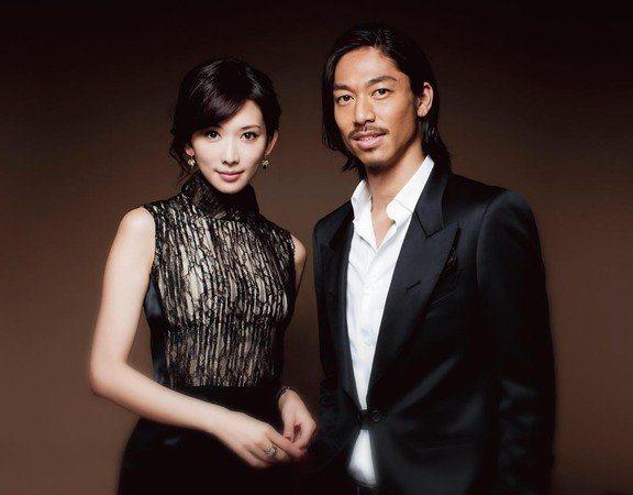 林志玲嫁給日本男星AKIRA。圖/LDH提供 陳建嘉