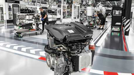 Mercedes-AMG愈來愈狂!全新2.0T四缸引擎將榨到421匹馬力