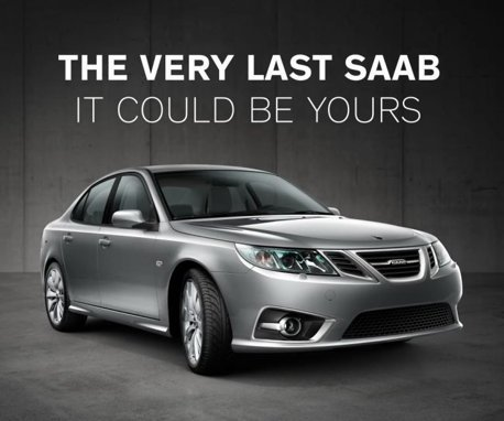 成為飛官的最後機會!全球最後一輛全新Saab 9-3 Aero Turbo即將拍賣