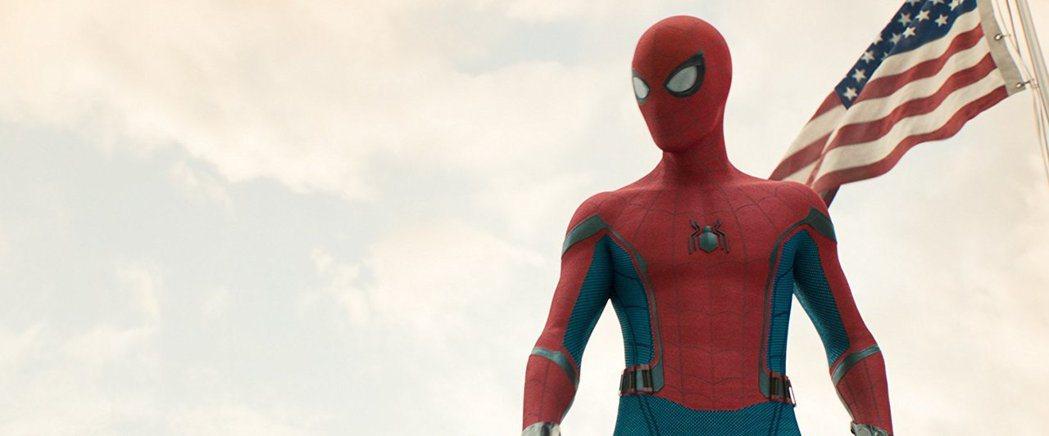 蜘蛛人相關產品在美國大為搶手,買氣領先其他漫威英雄。 圖/摘自imdb