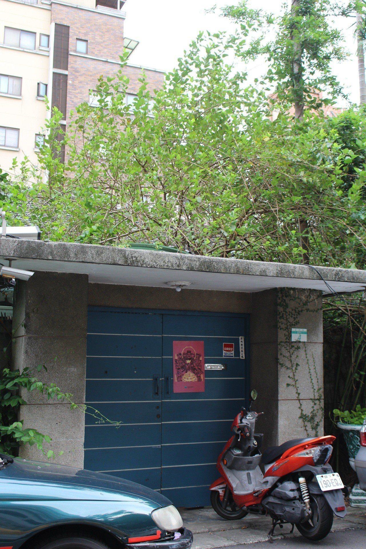 俞大維故居被指定為文化資產前,曾引爆台北市文化局和文化部互槓。記者陳宛茜/攝影