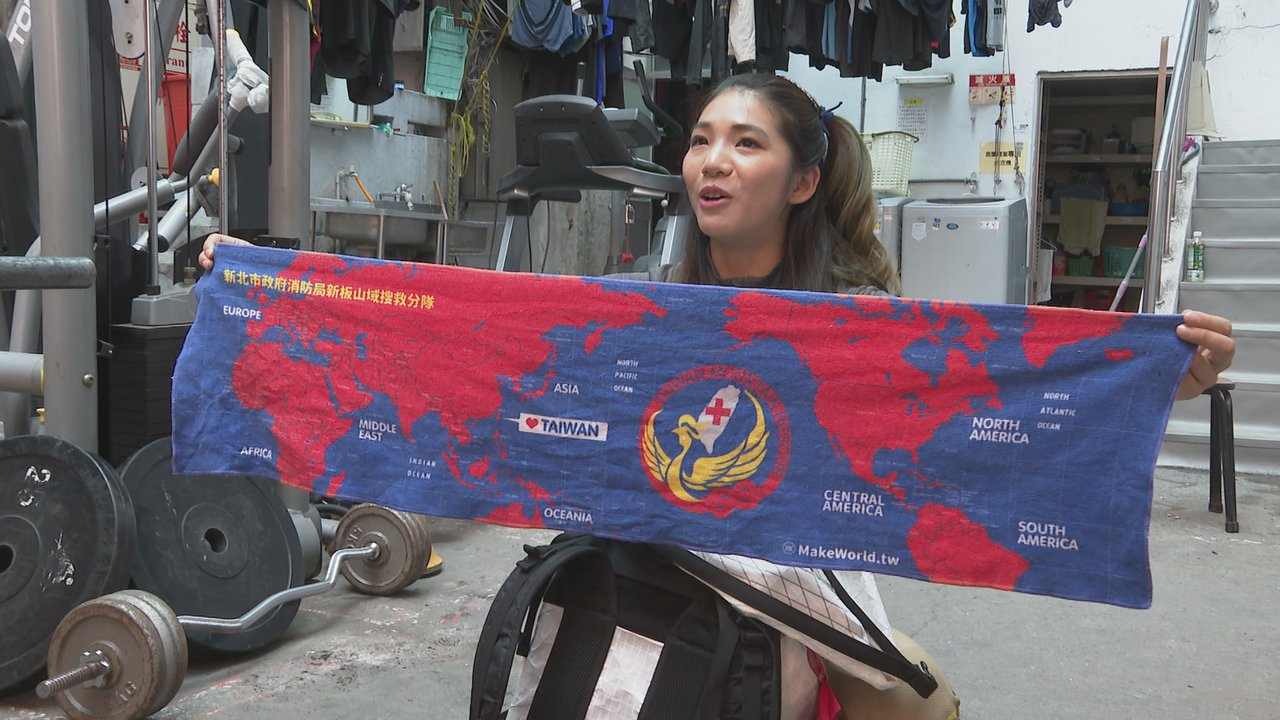 登山家詹喬愉,日前在2周內相繼征服2座海拔8000公尺的高峰,也成為台灣第2位成...