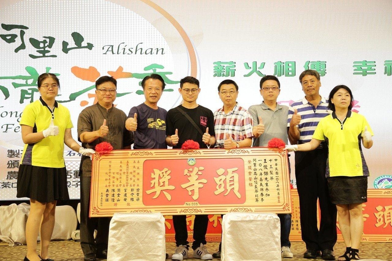 台灣製茶技術獨步全球 製茶工會將辦部分發酵茶競賽