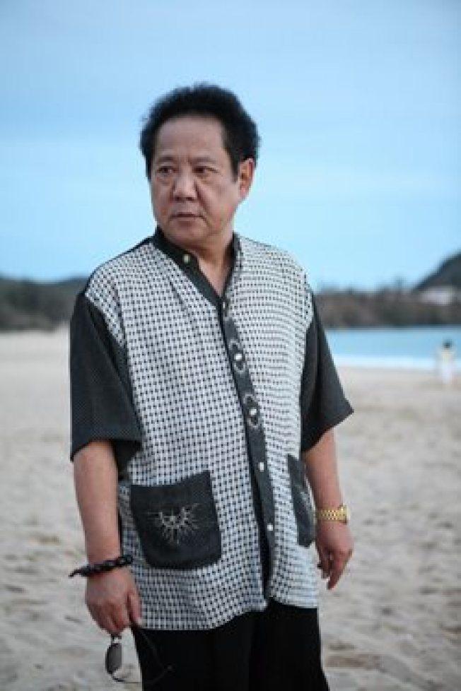 馬如龍曾以「海角七號」拿下金馬獎最佳男配角。圖/果子電影提供