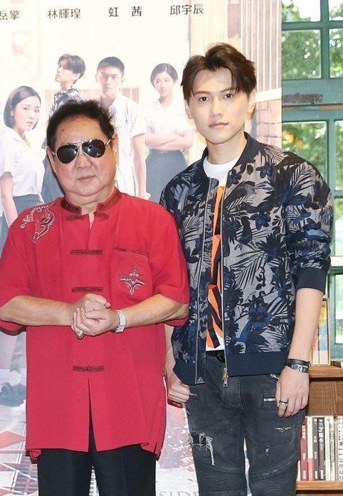 馬如龍與邱宇辰曾在「鬥魚」飾演一對父子。圖/聯合報系資料照