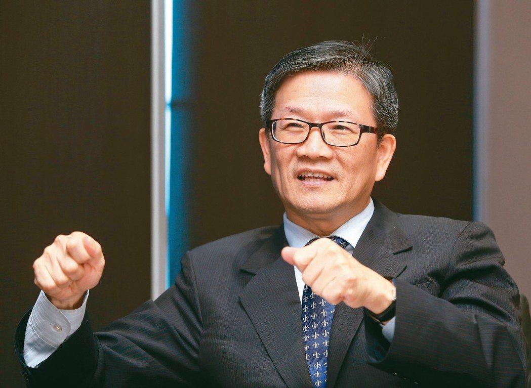 金融總會秘書長 吳當傑