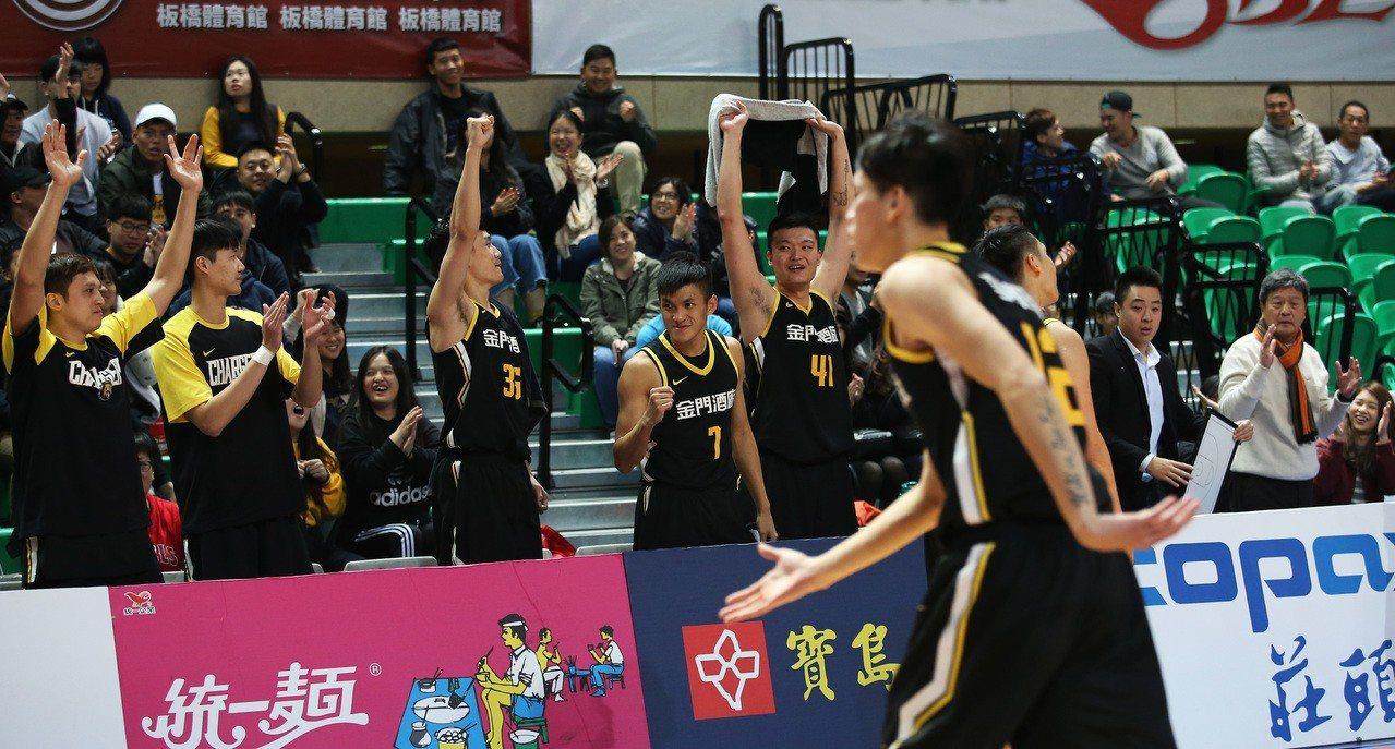 中華籃球協會秘書長李一中認為金酒退出贊助球隊,對籃球圈當然是不好的影響。 圖/中...