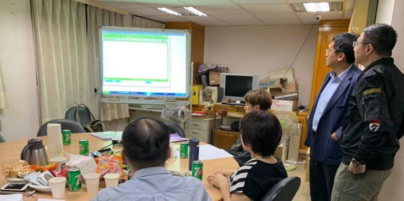 民進黨總統初選民調第一天,黨主席卓榮泰在臉書透露自己的心情。 圖擷自卓榮泰臉書