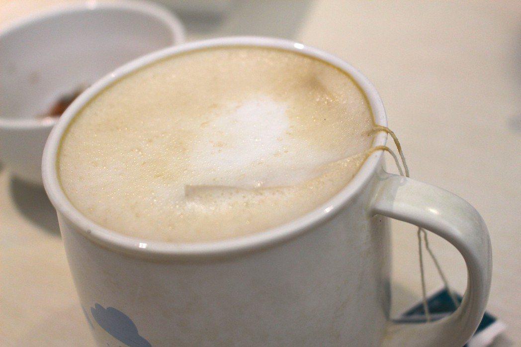 鮮奶茶。本報資料照片